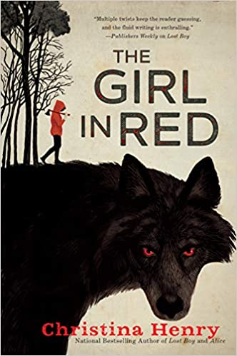 The Girl in Red : one of the best sci-fi audiobooks