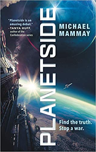 Planetside: one of the best sci-fi audiobooks
